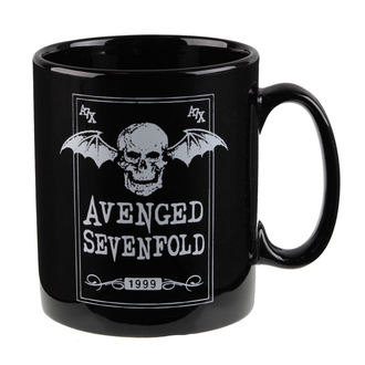 tazza Avenged Sevenfold - ROCK OFF, ROCK OFF, Avenged Sevenfold