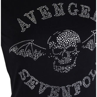 t-shirt metal donna Avenged Sevenfold - Deathbat - ROCK OFF, ROCK OFF, Avenged Sevenfold