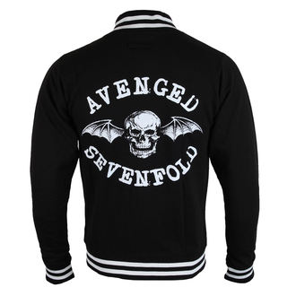 felpa senza cappuccio uomo Avenged Sevenfold - Death Bat - ROCK OFF, ROCK OFF, Avenged Sevenfold