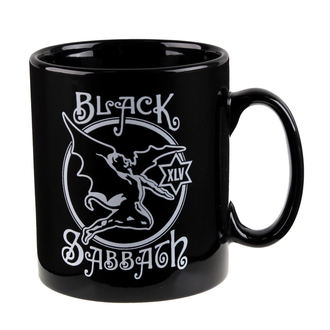 tazza Black Sabbath - 45th Anniversary - ROCK OFF, ROCK OFF, Black Sabbath