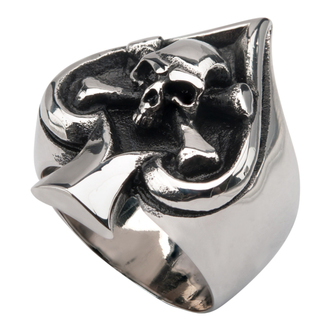 anello INOX - SKULL SPADE, INOX
