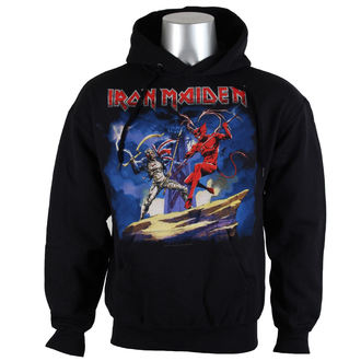 felpa con capuccio uomo Iron Maiden - Legacy Beast Fight - ROCK OFF, ROCK OFF, Iron Maiden