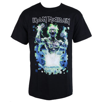 t-shirt metal uomo Iron Maiden - Speed of Light - ROCK OFF, ROCK OFF, Iron Maiden