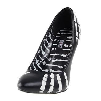 scarpe con il tacco donna - Grave Robber Point - IRON FIST, IRON FIST