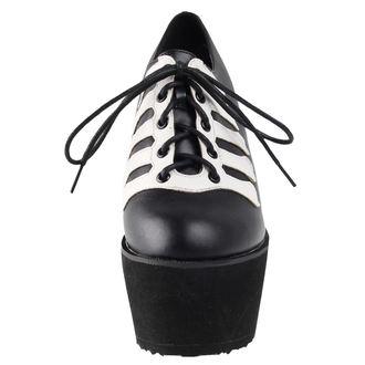 scarpe con cuneo donna - Wishbone Super - IRON FIST, IRON FIST
