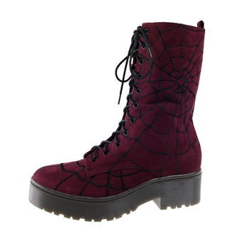 scarpe con cuneo donna - Walking In My Web - IRON FIST, IRON FIST