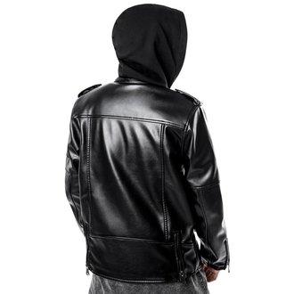 giacca di pelle - Ryder Moto Biker - KILLSTAR, KILLSTAR