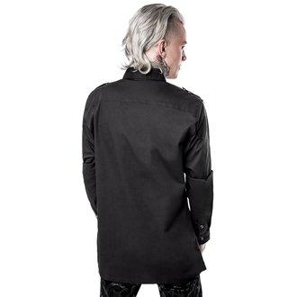 camicia uomini con lungo manica KILLSTAR - Nekronights, KILLSTAR