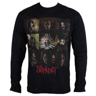 t-shirt metal uomo Slipknot - Blocks - ROCK OFF, ROCK OFF, Slipknot