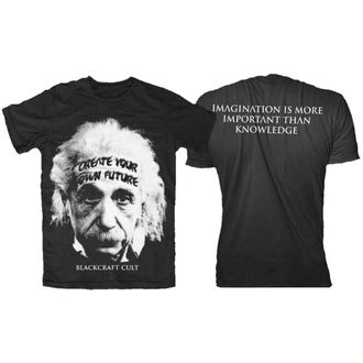 t-shirt uomo - Einstein - BLACK CRAFT, BLACK CRAFT