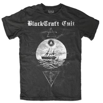 t-shirt uomo - Satanic Seas - BLACK CRAFT - MT135SS