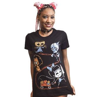 t-shirt hardcore donna - Off to See The Wizard - Akumu Ink, Akumu Ink