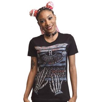 t-shirt hardcore donna - Last Words - Akumu Ink, Akumu Ink