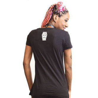t-shirt hardcore donna - Work in Progress Scoop - Akumu Ink, Akumu Ink