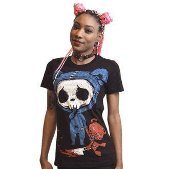 t-shirt hardcore donna - The Culprit - Akumu Ink, Akumu Ink