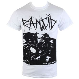 t-shirt metal uomo Rancid - Sick World - Buckaneer, Buckaneer, Rancid