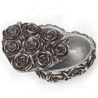 Decorazione (gioielli scatola) ALCHEMY GOTHIC - Rose Heart, ALCHEMY GOTHIC