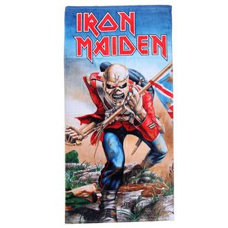 Asciugamano Iron Maiden Il  Trooper , NNM, Iron Maiden