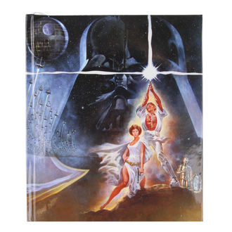 Bloc notes STAR WARS - DARTH VADER - LOW FREQUENCY, LOW FREQUENCY, Star Wars