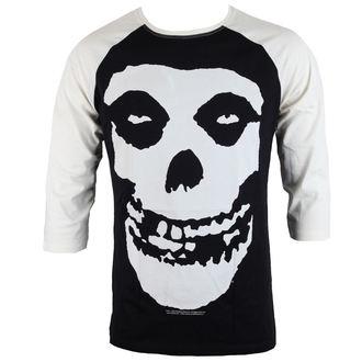 t-shirt metal uomo Misfits - SKULL - LIVE NATION, LIVE NATION, Misfits