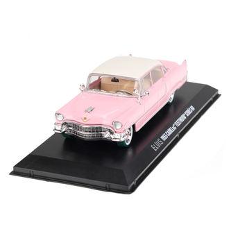 Decorazione Elvis Presley - Cadillac Fleetwood - rosa con bianca tetto, Elvis Presley