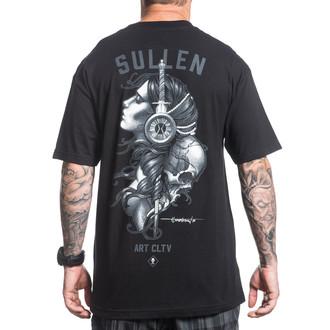 t-shirt hardcore uomo - TORCH - SULLEN - SCM0038_BK