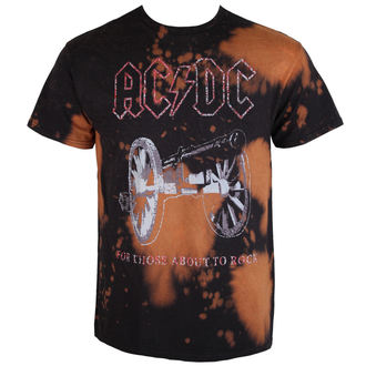 t-shirt metal uomo AC-DC - About to Rock - BAILEY, BAILEY, AC-DC
