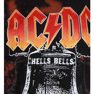t-shirt metal uomo AC-DC - Hells Bells - BAILEY, BAILEY, AC-DC