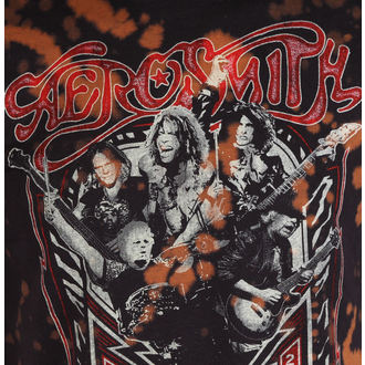 t-shirt metal uomo Aerosmith - Tour 2014 - BAILEY, BAILEY, Aerosmith