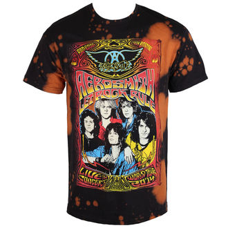 t-shirt metal uomo Aerosmith - Worldtour - BAILEY, BAILEY, Aerosmith