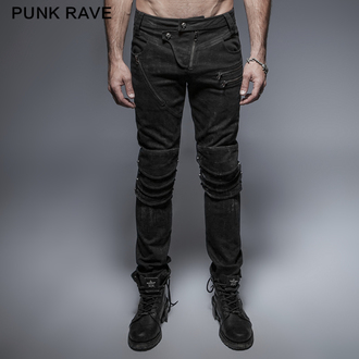 Pantaloni uomo PUNK RAVE - The Smog, PUNK RAVE
