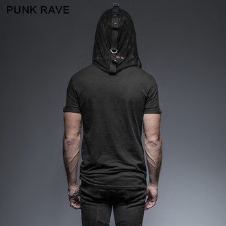 T-shirt gotica e punk uomo - Toreador - PUNK RAVE, PUNK RAVE