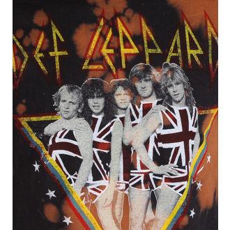 t-shirt metal uomo Def Leppard - 1983 Tour - BAILEY, BAILEY, Def Leppard
