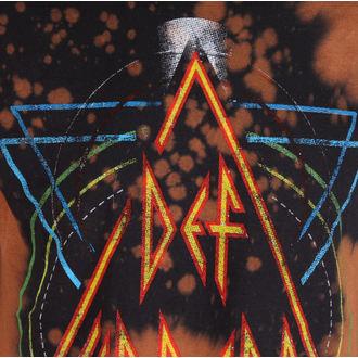 t-shirt metal uomo Def Leppard - Geo Shapes - BAILEY, BAILEY, Def Leppard