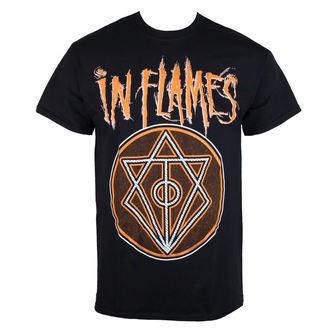 t-shirt metal uomo In Flames - Vintage circle - NUCLEAR BLAST, NUCLEAR BLAST, In Flames