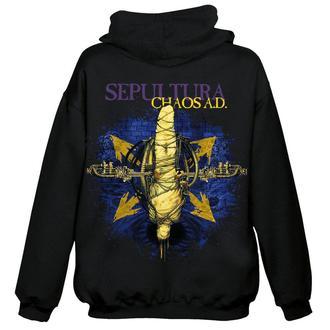 felpa con capuccio uomo Sepultura - Chaos A.D. - NUCLEAR BLAST, NUCLEAR BLAST, Sepultura