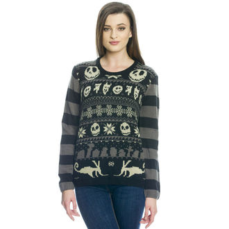 Maglione da donna Nightmare Before Christmas - XMAS, NNM