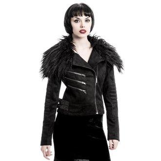 giacca primaverile / autunnale donna - Selene Fur Biker - KILLSTAR, KILLSTAR