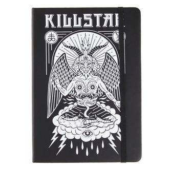 scrittura bloc notes KILLSTAR - In Like Sin, KILLSTAR