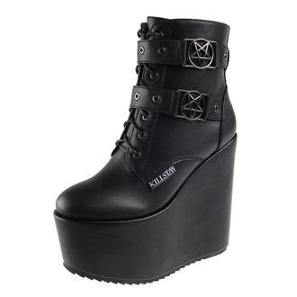 scarpe con cuneo donna - Sabitha - KILLSTAR, KILLSTAR