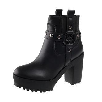 scarpe con il tacco donna - Winona - KILLSTAR, KILLSTAR