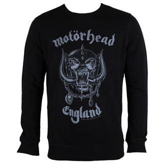 felpa senza cappuccio uomo Motörhead - ENGLAND - AMPLIFIED