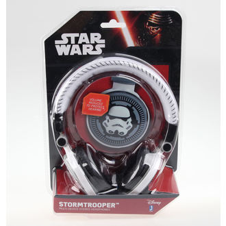 cuffie Star Wars - Storm Trooper - WHT, NNM