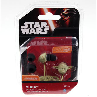 cuffie Star Wars - Yoda - verde, NNM, Star Wars