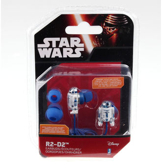 cuffie Star Wars - R2-D2 - Wht / Blu, NNM, Star Wars