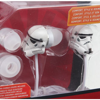 cuffie Star Wars - Stormtrooper - Wht, NNM, Star Wars