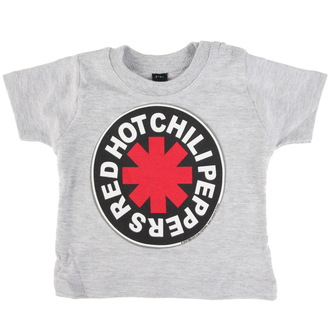 t-shirt metal uomo bambino Red Hot Chili Peppers - Logo in Circle - NNM, NNM, Red Hot Chili Peppers