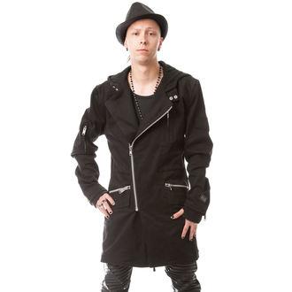 Cappotto uomo VIXXSIN - Crossroad - Nero, VIXXSIN