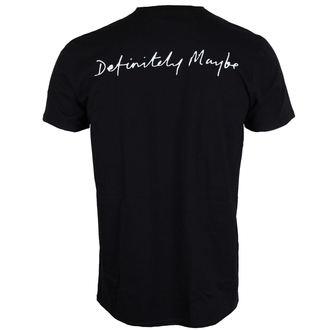 t-shirt metal uomo Oasis - Black Logo - LIVE NATION, LIVE NATION, Oasis