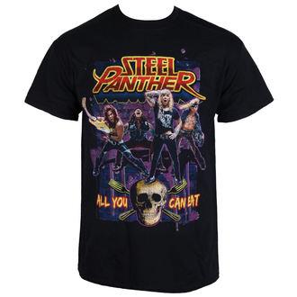 t-shirt metal uomo Steel Panther - Ayce - LIVE NATION, LIVE NATION, Steel Panther